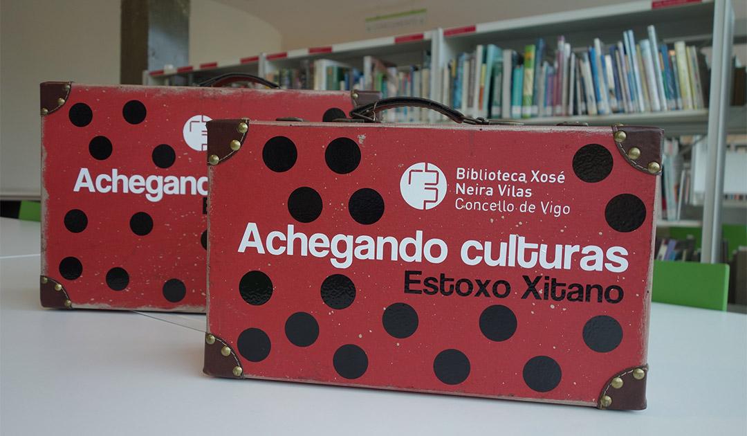 Biblioteca Neira Vilas III Encuentro Cultura y Ciudadanía Minsterio de Educación Cultura y Deporte Estoxo Xitanao
